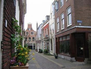 Cornelissteeg, Haarlem